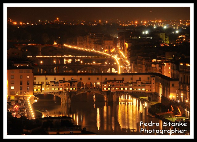 Bridge Vecchio - Firense - Italy