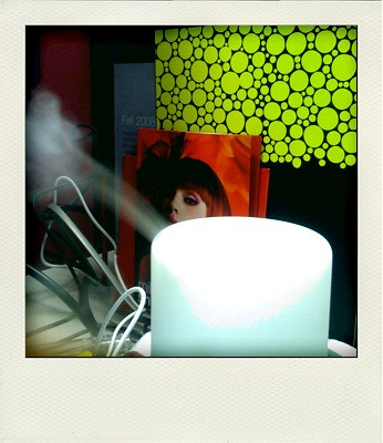 aroma diffuser @ office