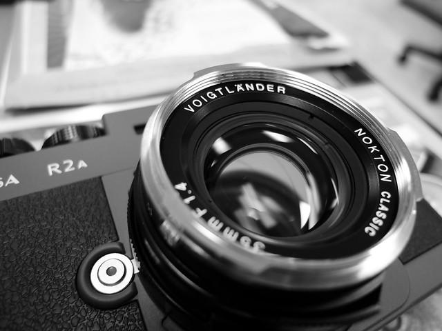 Nokton Classic 35mm f/1.4 MC
