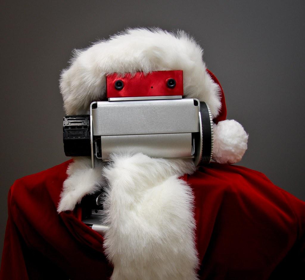 Robo-Santa