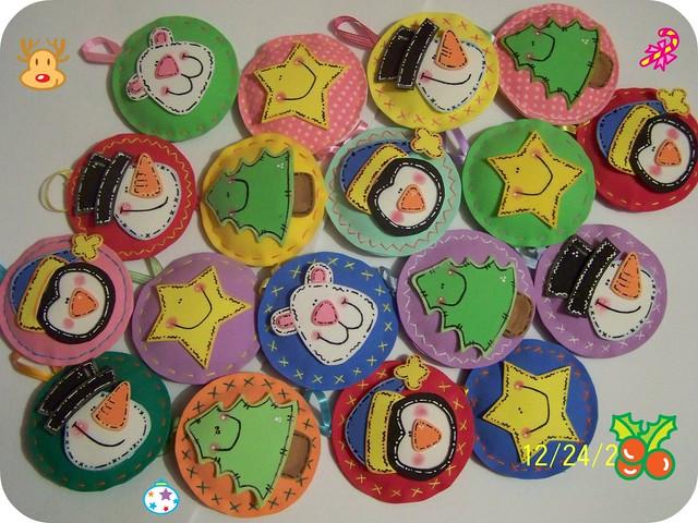Esferas las esferas para el arbol de mi novio fer by - Esferas de navidad ...