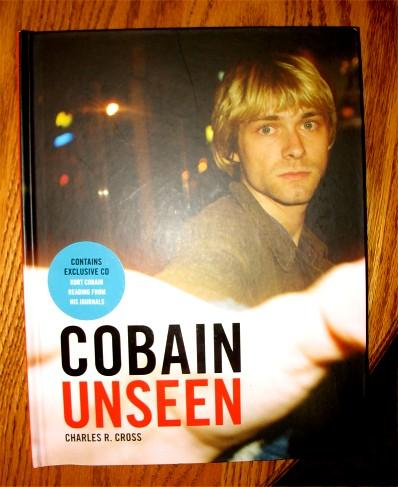 cobain unseen book