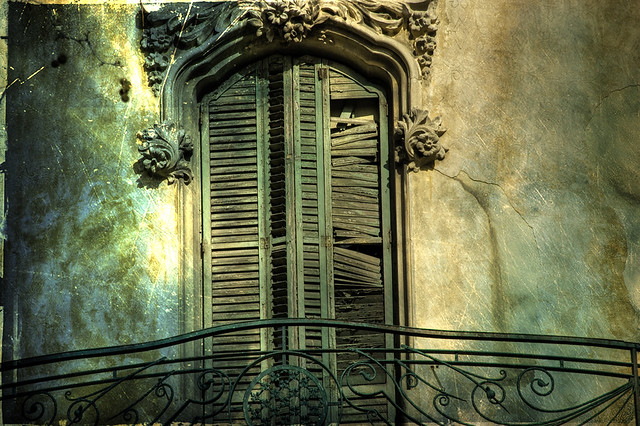 HDR Balcony