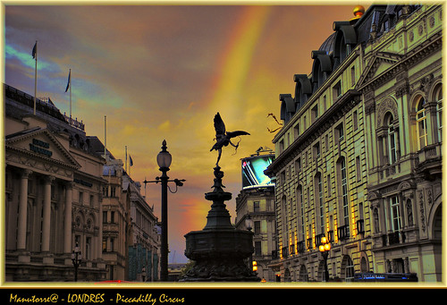 Londres-Piccadilly Circus