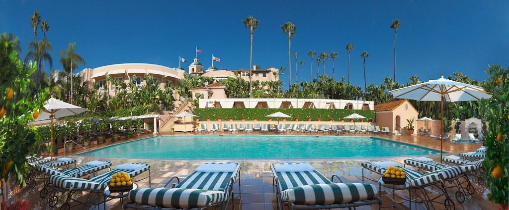 Beverly Hills Hotel, California