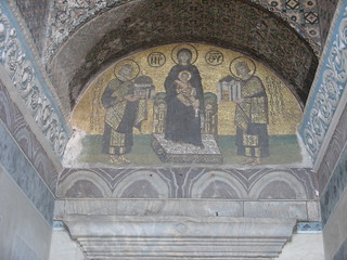 Virgin with Constantine and Justinian | by wwhyte1968