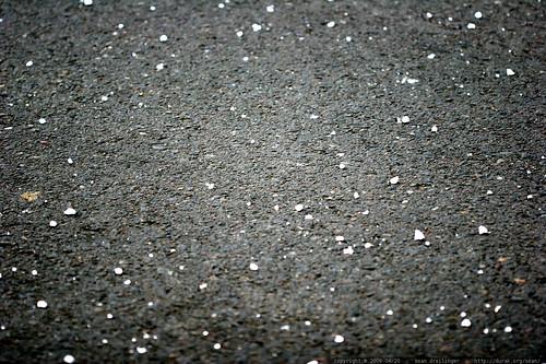 that's not salt. its hail    MG 1219