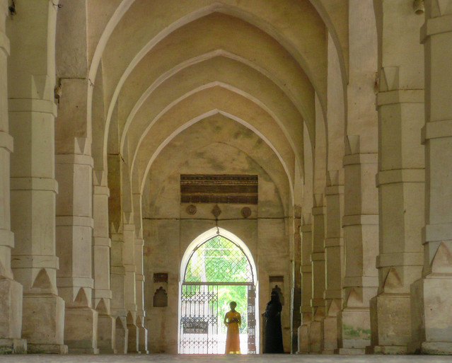 Women's Waiting Area - Mosque - Bagerhat