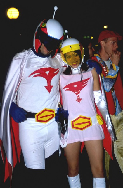 G-Force Battle of the Planets Costume (page 3) - Pics ...