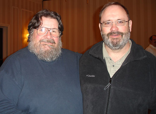 Dr. Ron Capps the NicheProf with Jerry Stearns