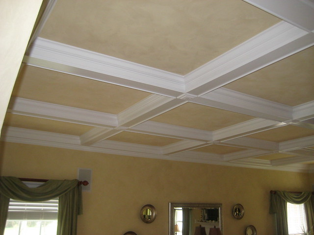 Coffered ceilings in virginia flickr photo sharing
