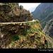 friendship-highway-tibet-gorge