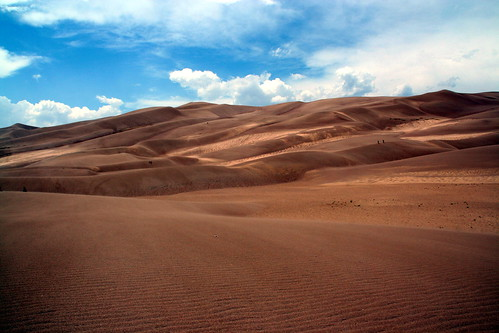Top 10 things to do in Colorado - Great Sand Dunes National Park