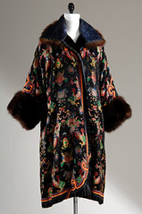 pattern, textile, clothing, sleeve, outerwear, robe,