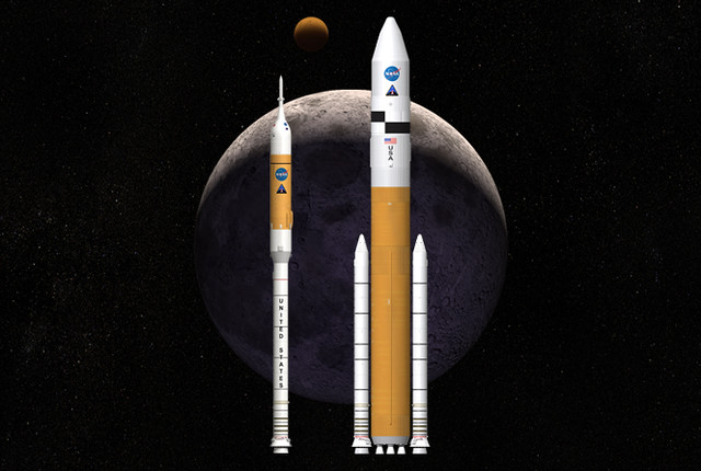 Rockets to the Future: NASA's Ares Rockets (NASA, Ares ...