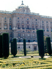 Madrid - Royal Palace and Garden
