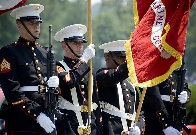 Barber Motorsports Park >> Marine Honor Guard | Flickr - Photo Sharing!