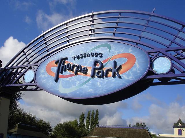 Thorpe Park Rollercoasters