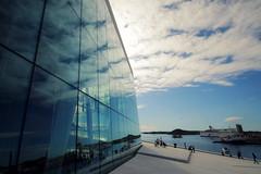 Oslo Opera House, Reflections
