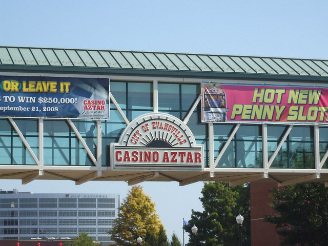 Evansville Indiana Casino Hotel