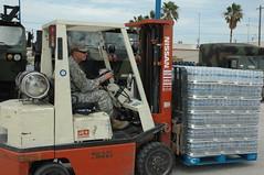 asphalt, vehicle, transport, light commercial vehicle, forklift truck,