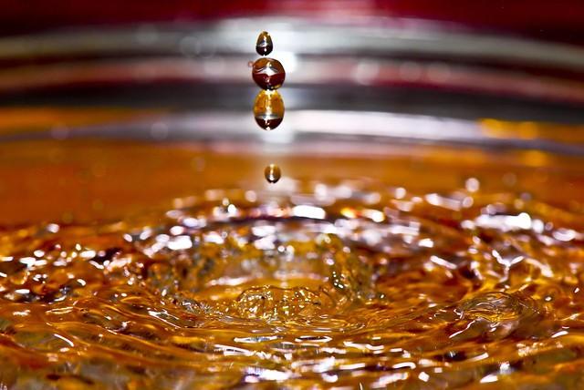 Liquid Experiments -IV (Petrol)