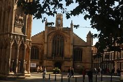 St Michael le Belfrey, York