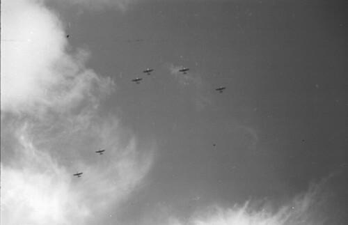 P47s overhead