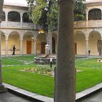 Panorámica del convento de San Francisco