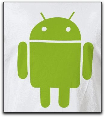 android green robot logo flickr photo sharing