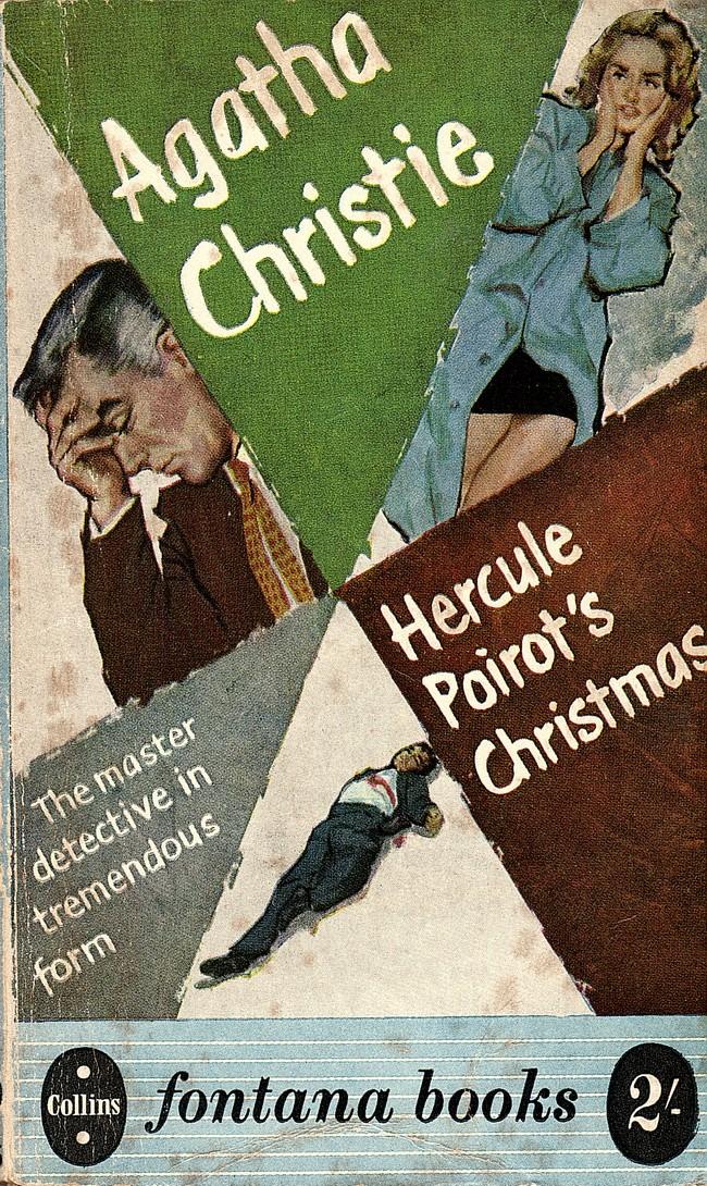 Hercule Poirot's Christmas - Fontana 175