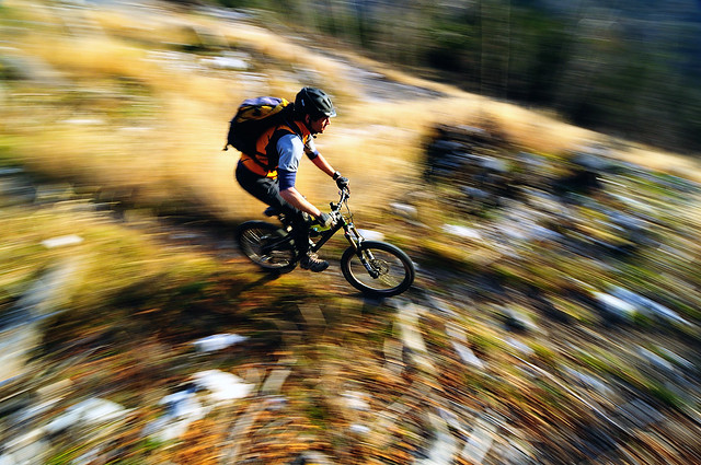 Trail motion, 2