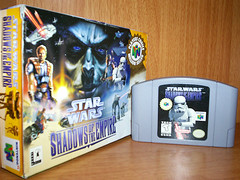 N64 - Star Wars Shadows of the Empire