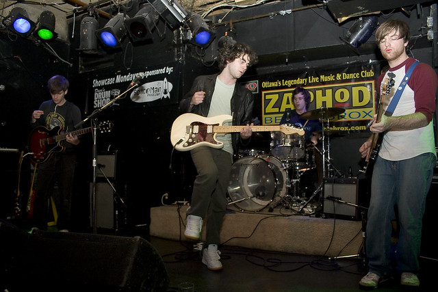 The Danks @ Zaphods