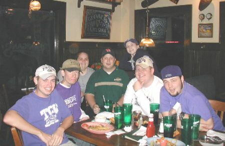 Bennigan's group shot