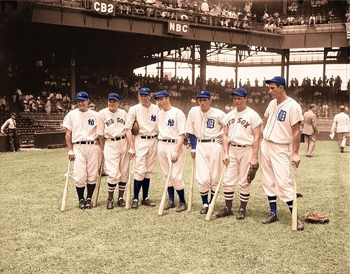 1937 (July.7) All-Star Game - Washington