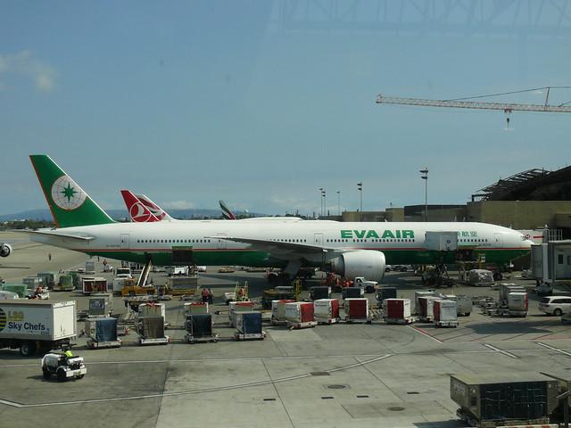 Eva Air: Boeing 777-35EER