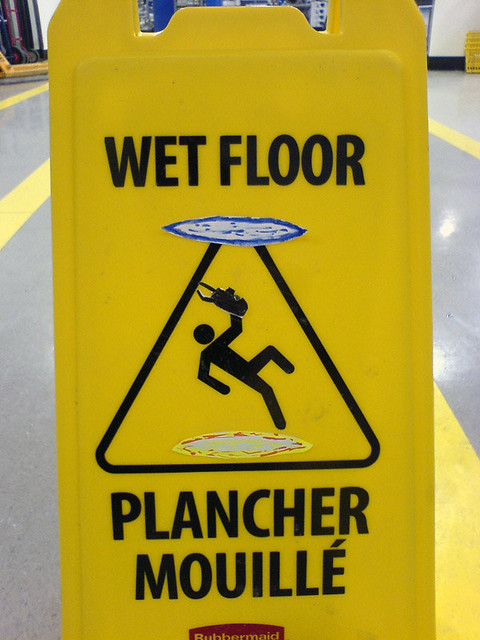 Caution Portals Flickr Photo Sharing