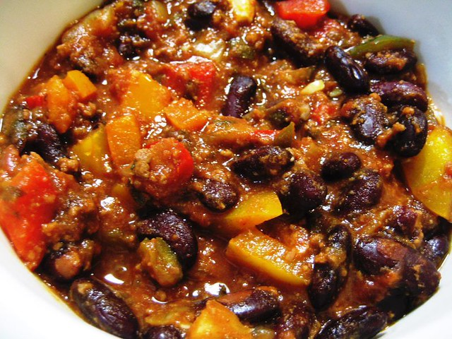 Texas chili beans | Flickr - Photo Sharing!