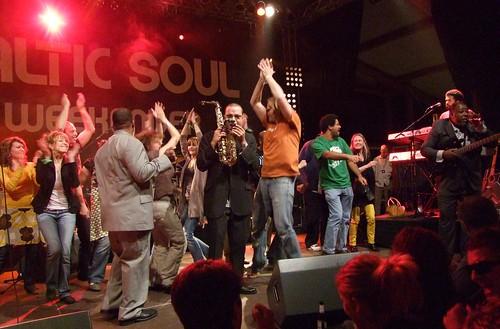 Baltic Soul Weekender 2008 (13): Fatback