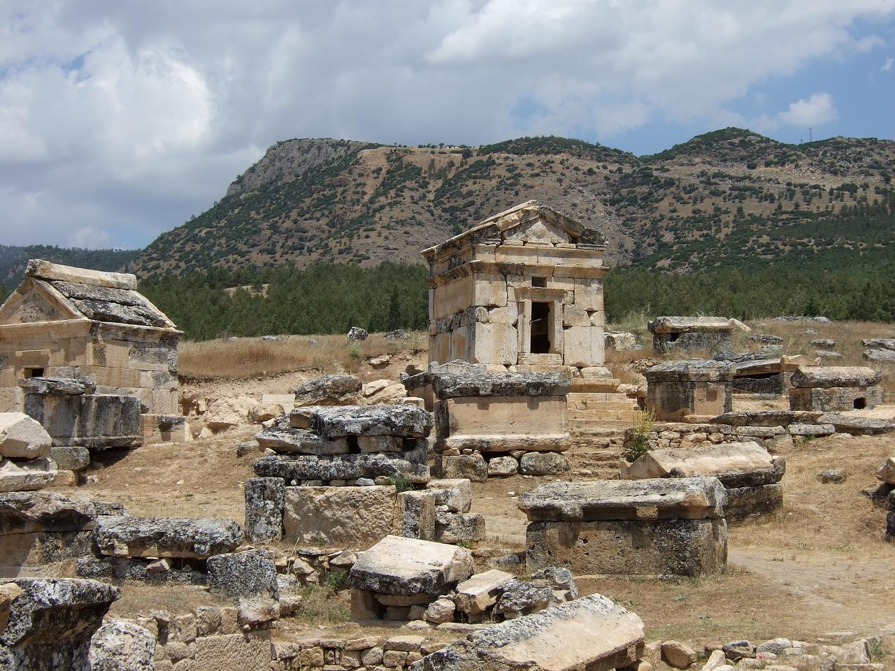 Hierapolis - a photo on Flickriver