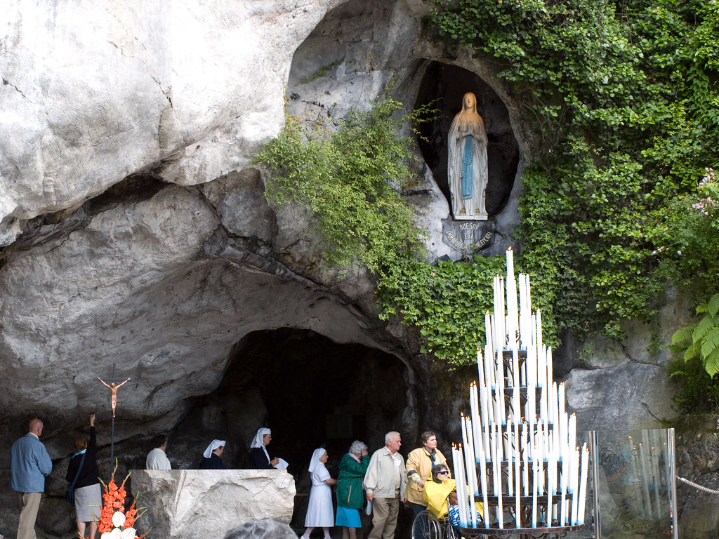 christians pilgrimages to lourdes essay Free essay: christians' pilgrimages to lourdes i am going to describe what a  pilgrim would do if they went to lourdes i will explain why lourdes is a.