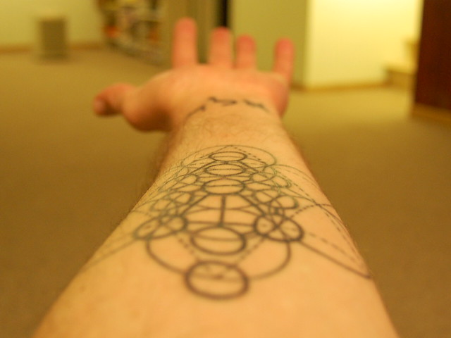 tree of life my new tattoo the kabbalah tree of l flickr photo sharing. Black Bedroom Furniture Sets. Home Design Ideas