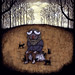 A Noble Leader Exiled, Hornless and Shamed by andy kehoe