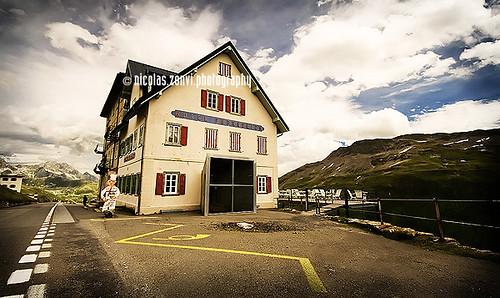 Hotel Furkablick