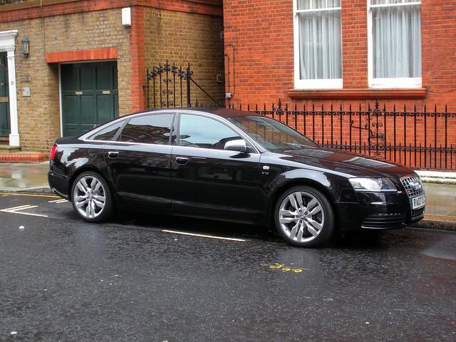Audi S6 V10 Flickr Photo Sharing