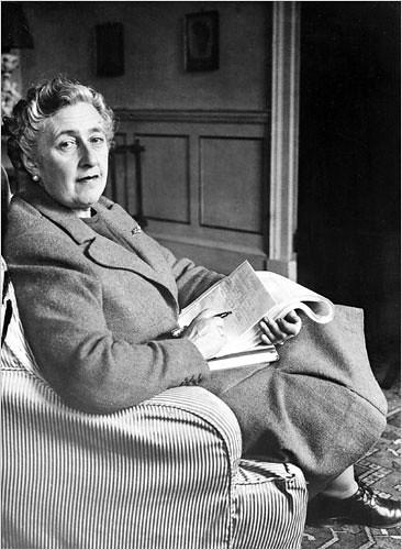 Agatha Christie 15-09-08