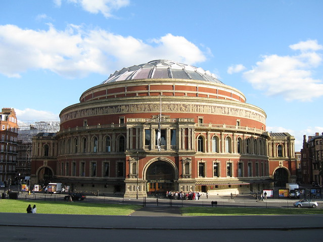 Royal albert hall flickr photo sharing for Door 4 royal albert hall