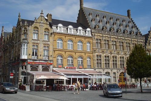 Guide de voyage ypres et conseils pour ypres belgique for Piscine ypres photo