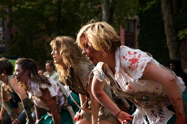 Blondie Zombie